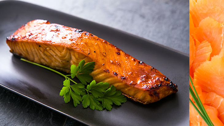 Hoisin Glazed Salmon